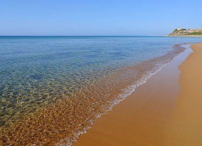 SICILIA - SELINUNTE BEACH