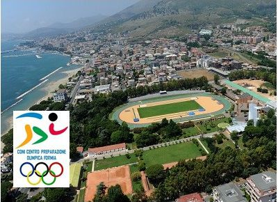 LAZIO - CONI Olympic Athletic Sport Camp